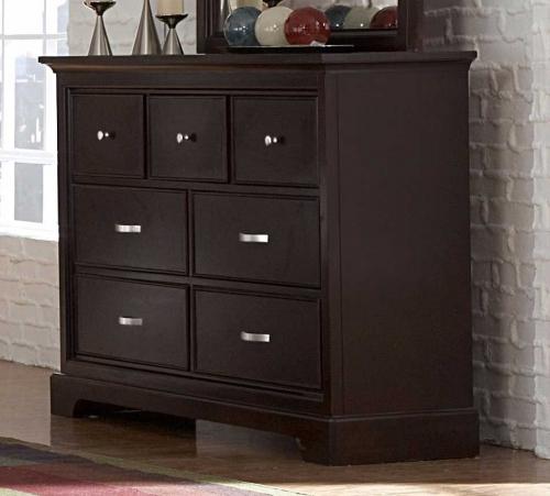 Glamour Brown Dresser