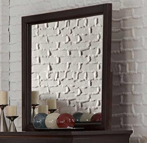 Glamour Brown Mirror