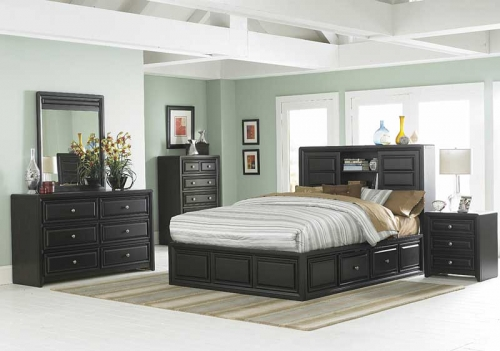 BED SET Abel Bedroom Collection 1409