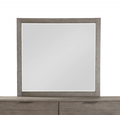 Homelegance Urbanite Mirror - Brown-Gray