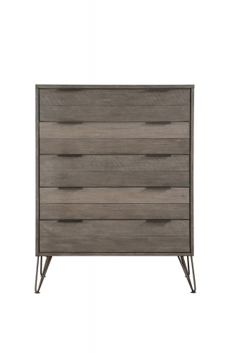 Urbanite Chest - Brown-Gray