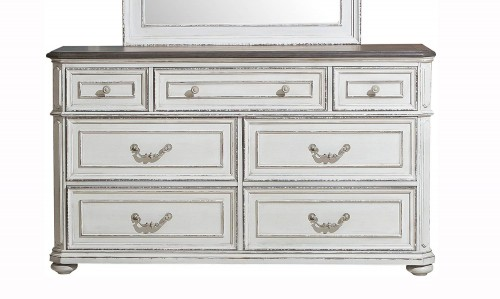 Willowick Dresser - Antique White