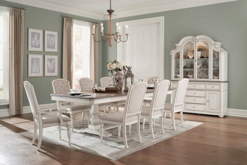Willowick Dining Set - Antique White