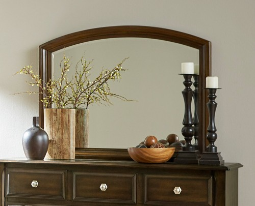 Fostoria Mirror - Cherry