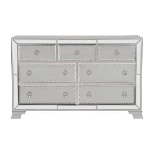 Avondale Dresser - Silver