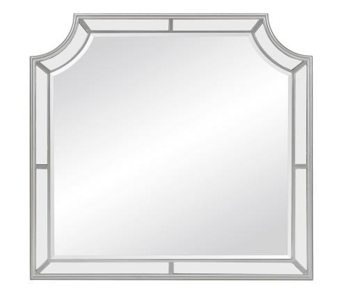 Avondale Mirror - Silver