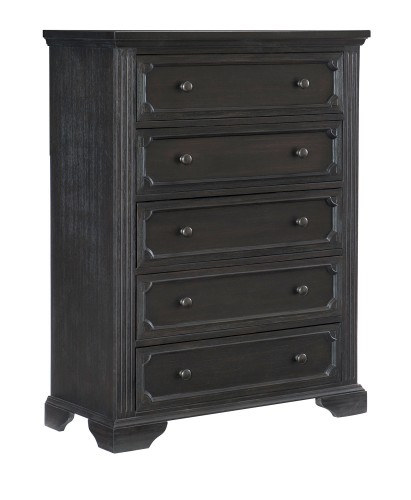 Bolingbrook Chest - Charcoal