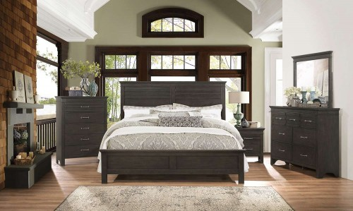 Blaire Farm Bedroom Set - Espresso