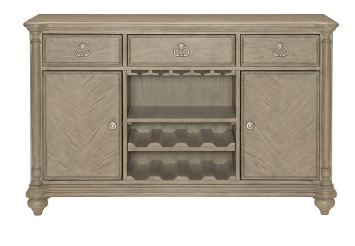 Grayling Server - Driftwood Gray