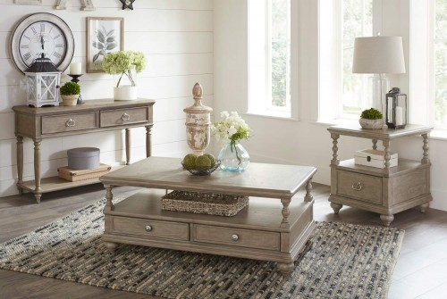 Grayling Down Collection - Driftwood Gray