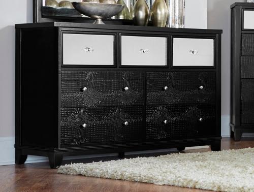 Odelia Dresser - Black