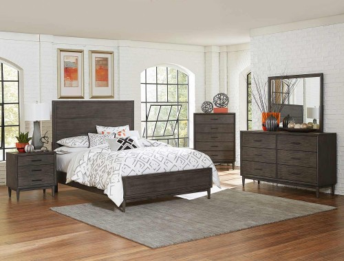 Norhill Bedroom Set - Gray