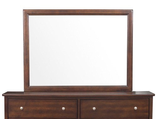 Cotterill Mirror - Cherry over Birch Veneer