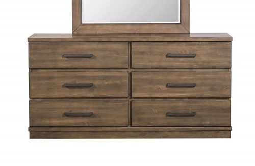 Bracco Dresser - Brown