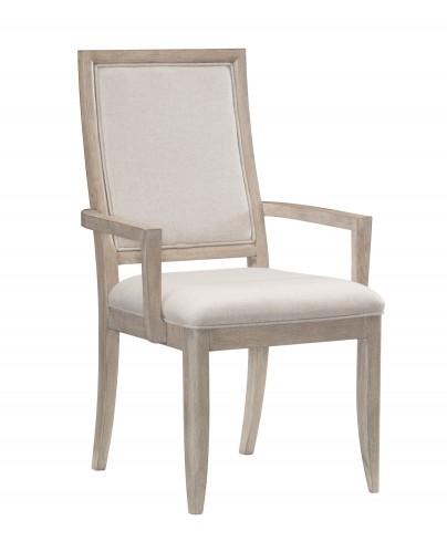 Homelegance McKewen Arm Chair - Light Gray