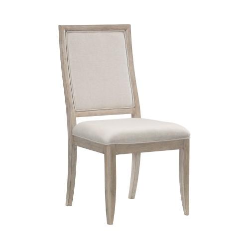Homelegance McKewen Side Chair - Light Gray