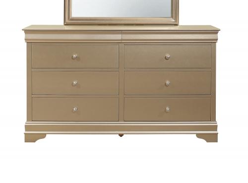 Abbeville Dresser - Gold