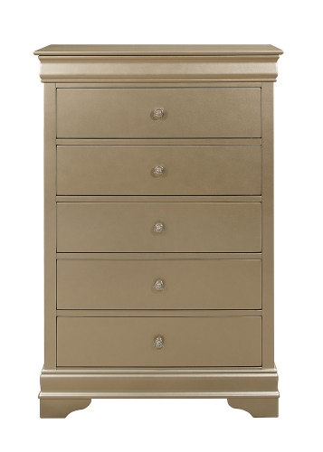 Abbeville Chest - Gold