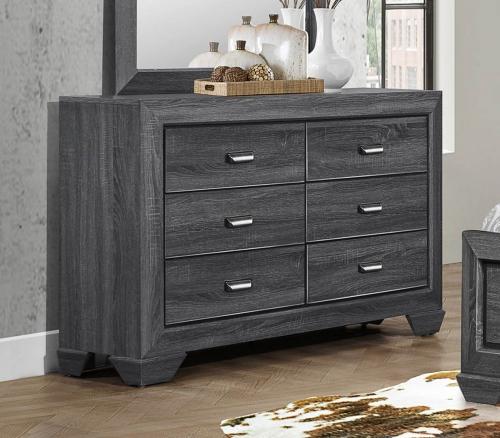 Beechnut Dresser - Gray