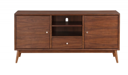 Frolic 64-inch TV Stand - Brown