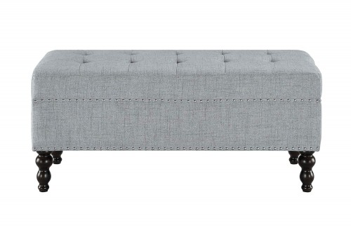 Hamden Bench - Light Gray