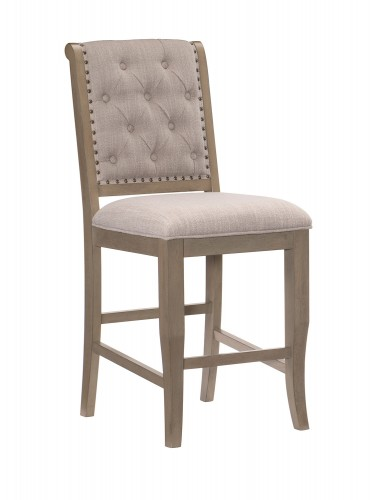 Vermillion Counter Height Chair - Bisque