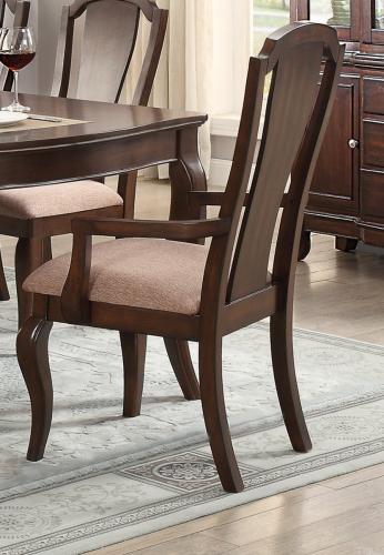 Coleraine Arm Chair - Cherry