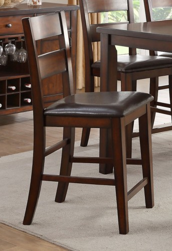 Mantello Counter Height Chair - Cherry
