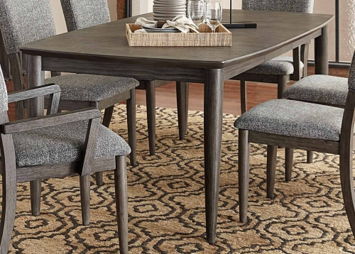 Roux Dining Table - Rustic or Grey