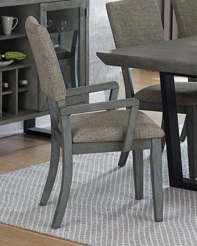 Avenhorn Arm Chair - Gray