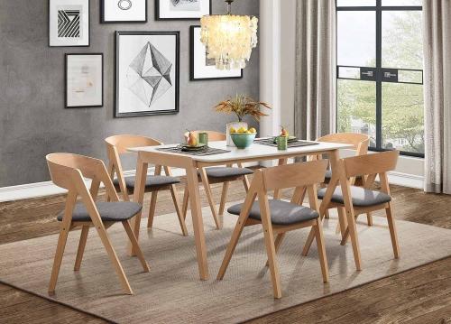 Misa Dining Set - Natural