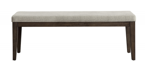 Ibiza Bench - Light Oak