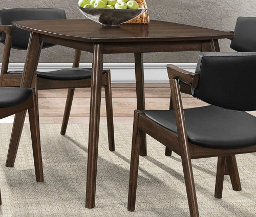 Coel Dining Table - Dark Ash Venner