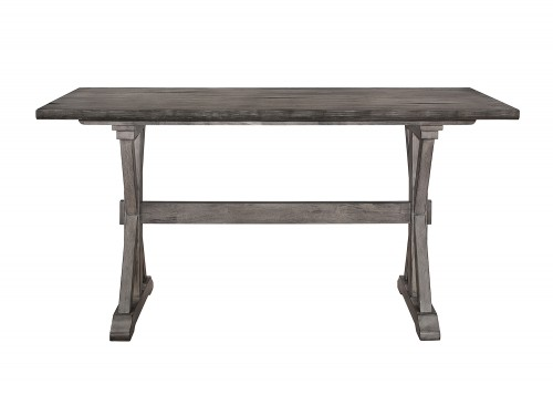 Amsonia Counter Height Table - Rustic Gray