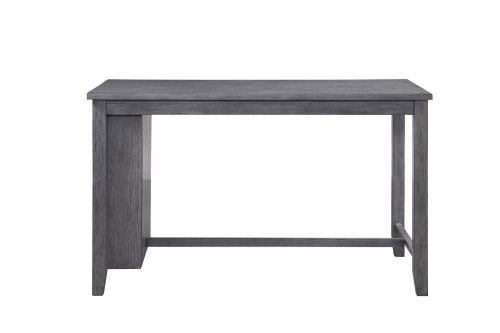 Timbre Counter Height Table - Gray