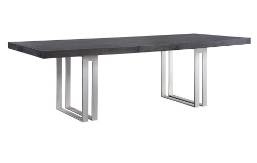 Standish Dining Table - Gray