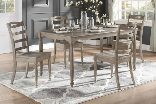 Gilman 5-Piece Pack Dinette Set