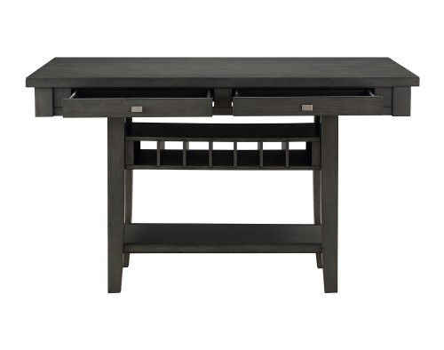 Baresford Counter Height DiningTable - Gray