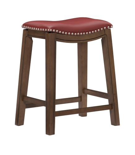 24 SH Stool - Red