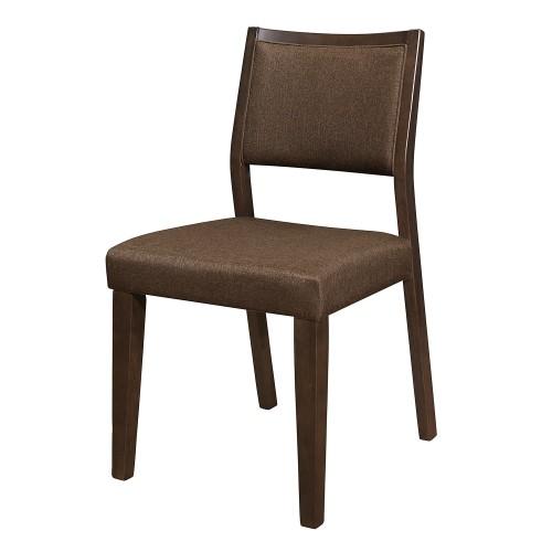 Steer Side Chair - Walnut 2-Tone