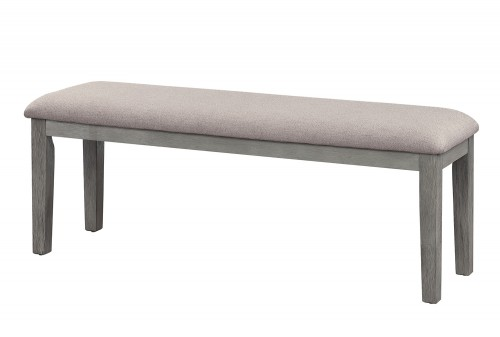 Armhurst Bench - Gray