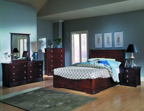 BLP Syracuse Bedroom Collection 1558