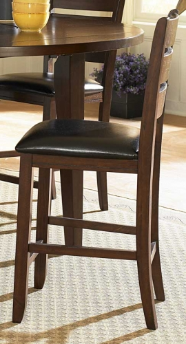 Homelegance Ameillia Counter Height Chair