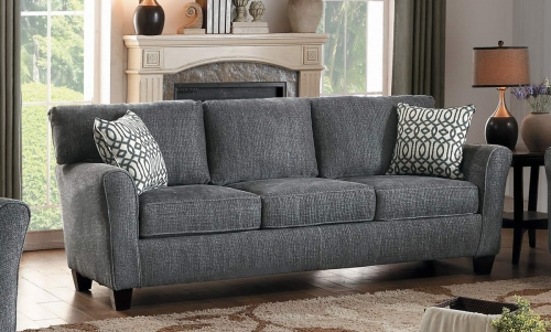 Alain Sofa - Gray