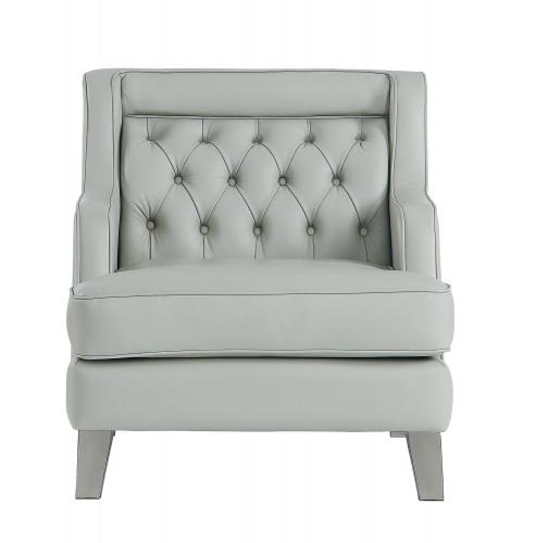 Nevaun Chair - Light gray AireHyde
