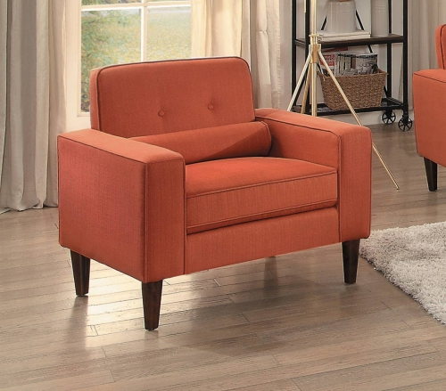 Corso Chair - Orange