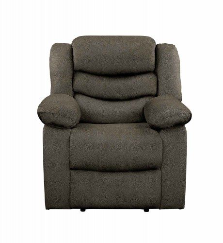 Discus Reclining Chair - Brown