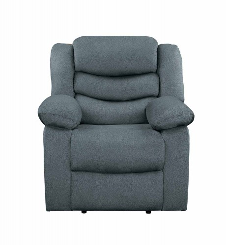 Discus Reclining Chair - Gray