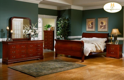 BN Dijon Bedroom Collection 1556