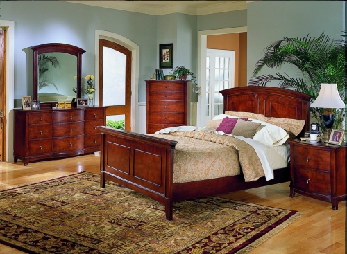 B Avalon Bedroom Collection 1568